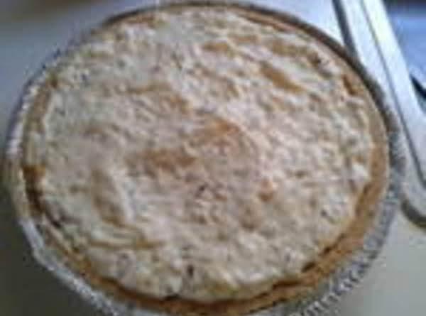 Low Fat Millionaire Pie