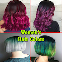 Women's Hair Colors icon
