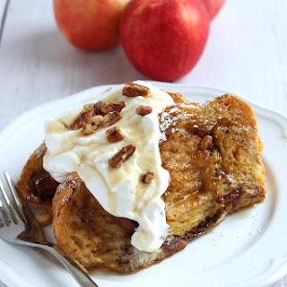Apple Cinnamon French Toast Bake.
