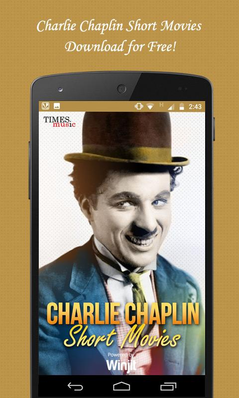 Charlie Chaplin Short Movies- screenshot