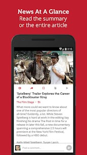 Movie & Box Office News App Download For Android and iPhone 4