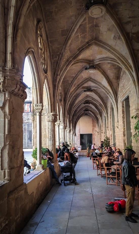 Foto Bar del Convent 13