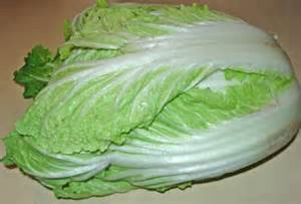1st slice & rinse the bok choy. Drain well & place in a large...