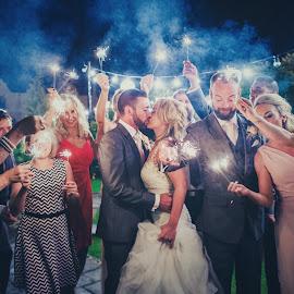 night by Konrad Świtlicki-Paprocki - Wedding Reception