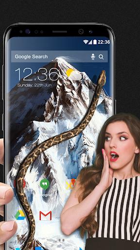 Snake in Hand Joke - iSnake 3.2.8 app download 2