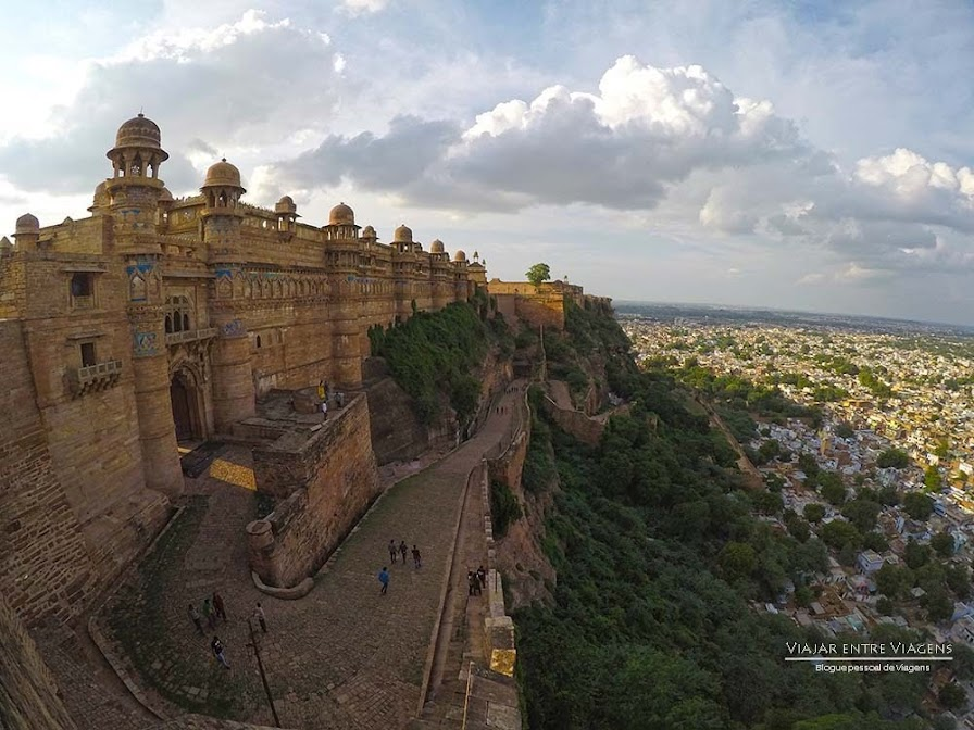Visitar Gwalior e o seu forte, o símbolo da Índia dos marajás | Índia