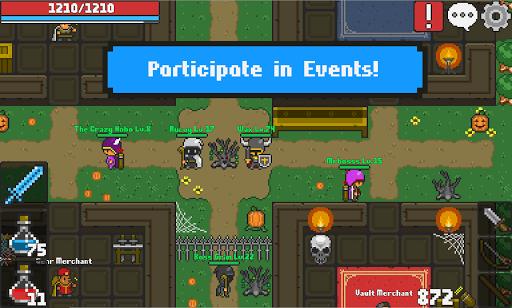 Rucoy Online - MMORPG - MMO 1.15.11 screenshots 8