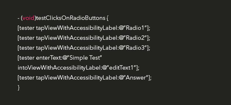 Best iOS Testing Frameworks 6