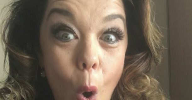 Lisa Riley engaged