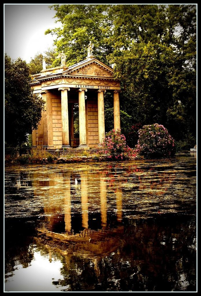 Il Tempio di Esculapio di adrianoamalfi