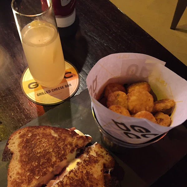 Photo from GCDC Grilled Cheese Bar
