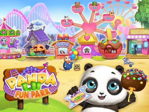 Panda Lu Fun Park - Carnival Rides & Pet Friends 1.0.45 screenshots 13