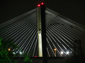 Photo: Night bridge