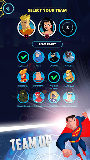 Justice League Action Run screenshot 3