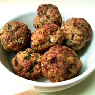 FODMAP Free Turkey Meatballs