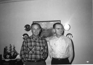 Photo: Eck & Lloyd Franks 1962