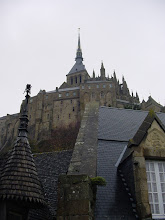 Photo: Another view of the main spire, with the Archangel now more clearly seen at the apex.