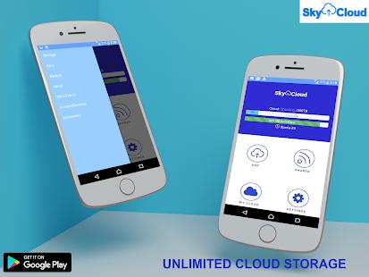 skycloud armazenamento gratuito