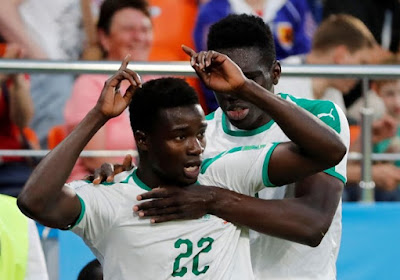 Malgré le but d'un Eupenois, le Sénégal partage l'enjeu face au Japon