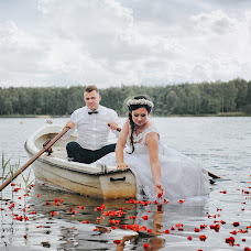 Wedding photographer Łukasz Kluska (fotopstryk). Photo of 01.08.2017