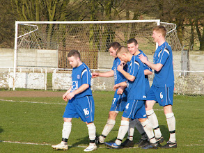 Photo: 19/03/11 v Ramsbottom United (North West Counties League Prem Div) 2-3 - contributed by Mark Farnell