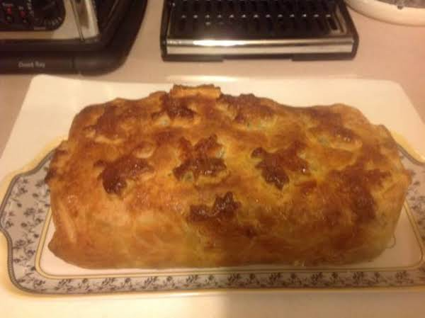 Meatloaf Peasant Wellington Recipe