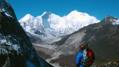 Photo: Kharta Valley, getting closer to the Kangshung Face of Everest ...