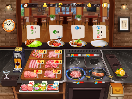 Kitchen Cooking Madness 1.2 screenshots 6
