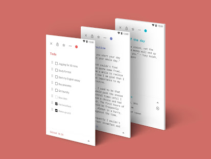Material Notes: Colorful notes