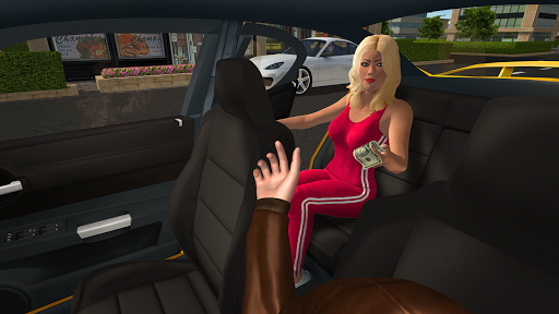 Taxi Game  screenshots 4