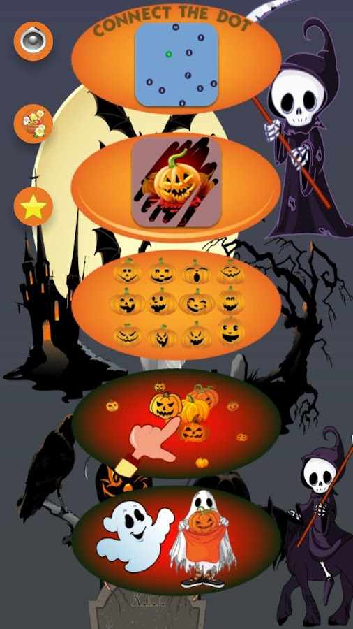 Halloween Games- screenshot