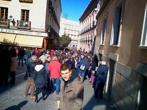 Photo: 2015-01-31 - 13.33 - Pz. Pontejos esq. C. Correos