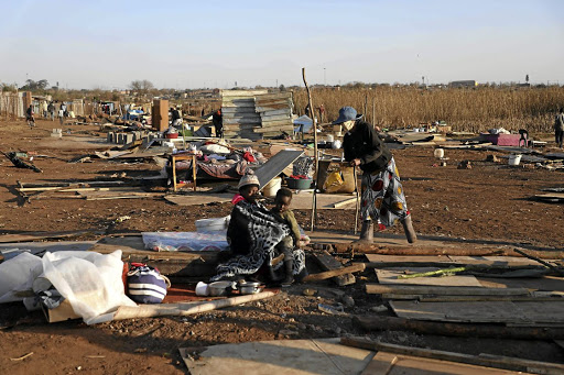 'Evictees invaded land,' says City of Ekurhuleni - SowetanLIVE