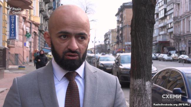 Масі Найєм працює як адвокат ініціативою розслідування замовного вбивства Катерини Гандзюк