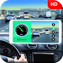 Dash cam and Car cam icon