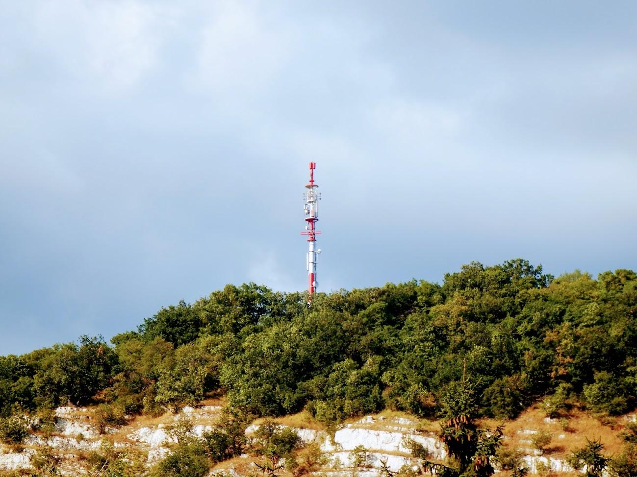 Tatabánya/Kó-hegy - DVB-T gapfiller