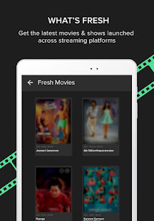 Download Flixjini (Beta) - Discover movies & shows to watch For PC Windows and Mac apk screenshot 12