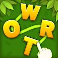 Wort Finden - Wort Verbinden Kostenlose Wortspiele icon