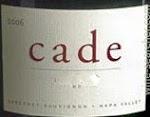Cade - Howell Mountain - Cabernet Sauvigon