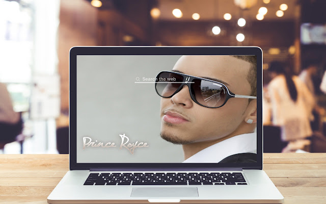 Prince Royce HD Wallpapers New Tab Theme