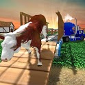 Zoo Truck Animal Transporter: Farm Simulator icon