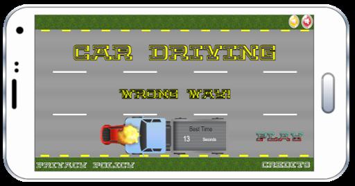 Driving Car Wrong Way 1.0.0 de.gamequotes.net 1