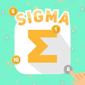 Sigma - game with numbers