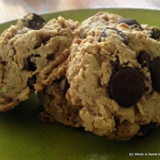 Spelt Flour Oatmeal Cookie.