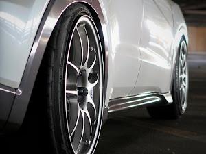 ヴェゼル RU3 2014年  ハイブリッドXのタイヤのカスタム事例画像 poko3009さんの2019年01月08日20:27の投稿