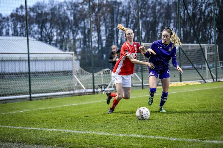Super League: les images du carton d'Anderlecht contre le Standard