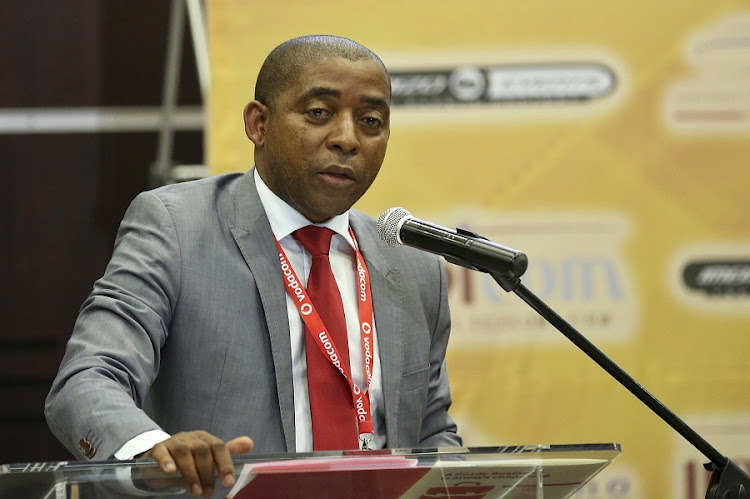 SAA CEO Vuyani Jarana. Picture: STEPHANIE LLOYD/DAILY DISPATCH
