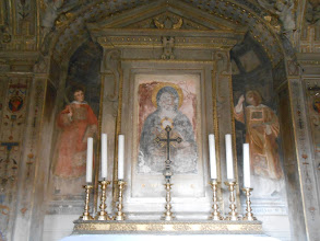 Photo: Altar, Church of Saints Vitale and Agricola, Santo Stefano