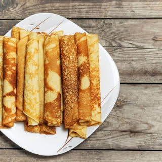 Easy Crepes.