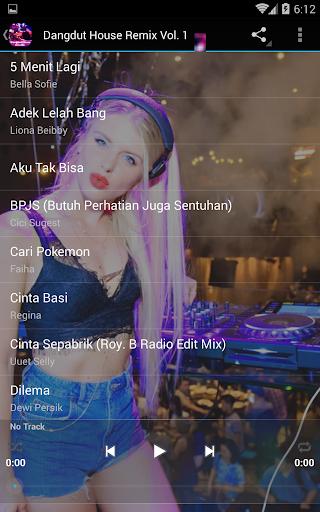 Dangdut House Remix Mp3 1.2 screenshots 2